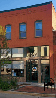 Entropy Multimedia in Downtown Eau Claire